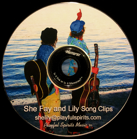 She Fay and Lily Music